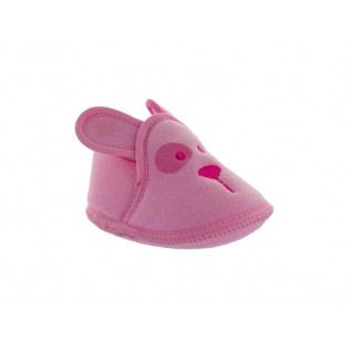Chaussons Baby Pink