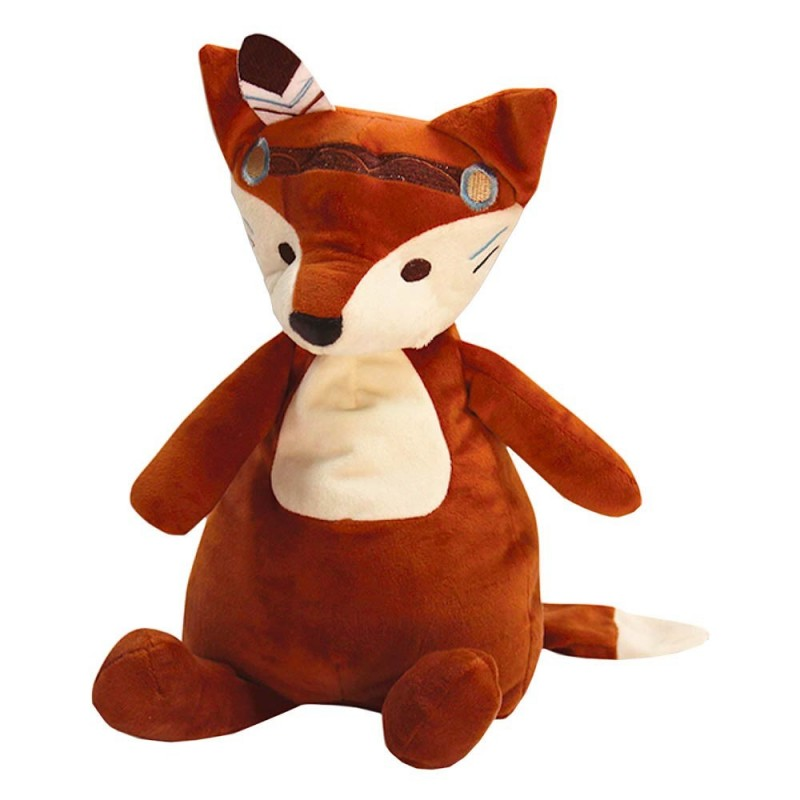 Peluche Renard Indian Spirit