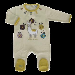 Pyjama Baba Le Lama 3 à 23 mois