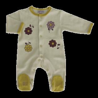 Pyjama Baba Le Lama prématuré (00) à 3 mois