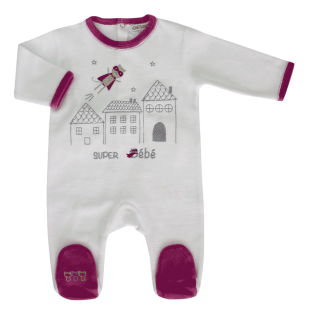 Pyjama Super Bébé 3 à 23 mois