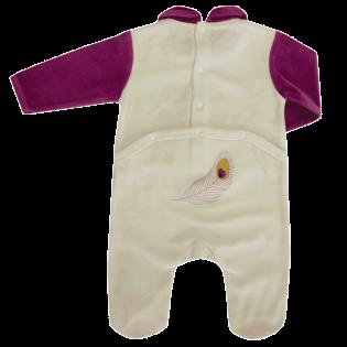 Pyjama Paon Mon Amour 3 à 23 mois