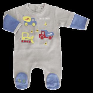 Pyjama Trucks 3 à 23 mois