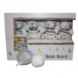 Mobile Musical Doux Câlin