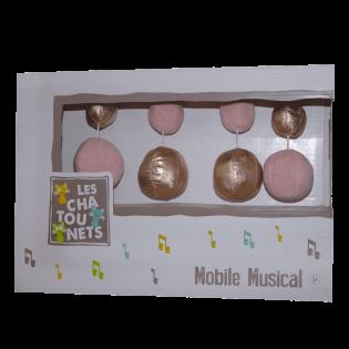 Mobile Musical Bulle