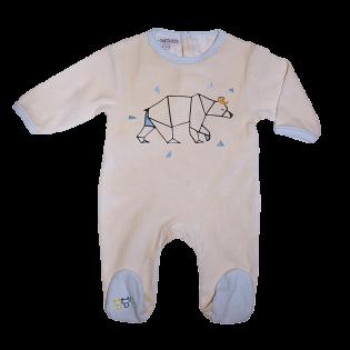 Pyjama Origami 3/6 mois