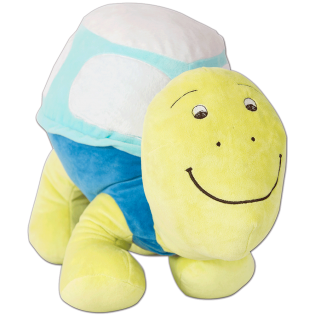 Peluche Tortue Train