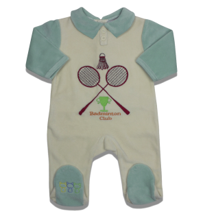 Pyjama Badminton